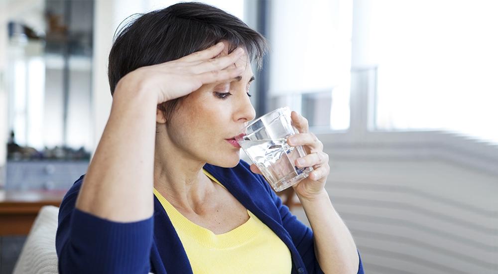 Los efectos de la menopausia sobre la salud mental femenina