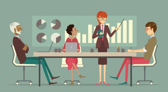 ¿Eres el jefe de tu oficina? Elimina estas 5 frases al hablar a tus empleados