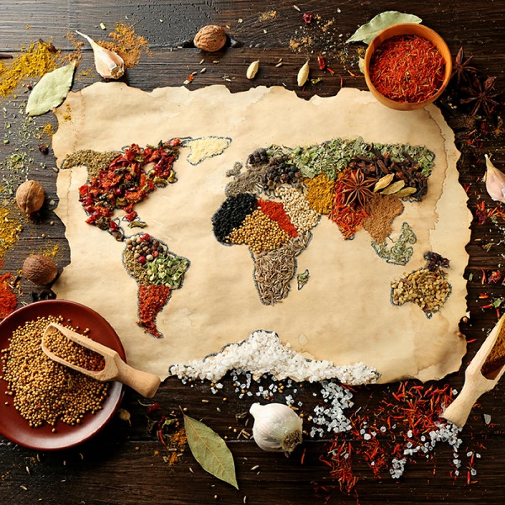 Las personas alrededor del mundo están empezando a comer igual (y eso no es bueno)
