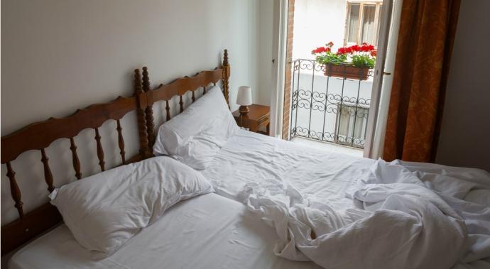 La ciencia lo dice: ¡no tiendas tu cama!