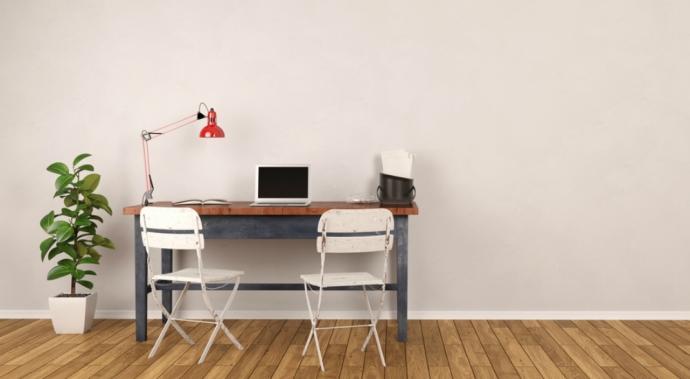Algunos tips para decorar tu espacio de trabajo en casa