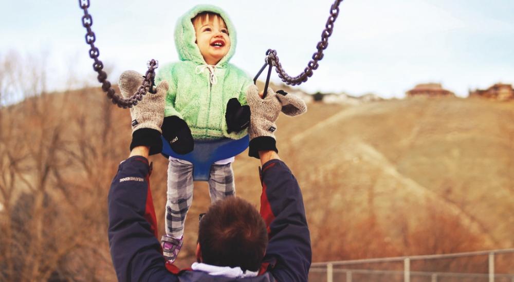 8 formas de criar hijos valientes