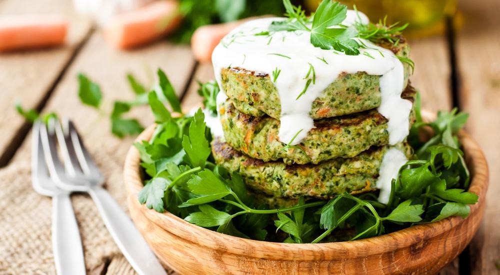 4 hamburguesas vegetarianas que no sabías que podías preparar