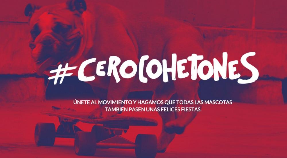 #CeroCohetones Conoce a los adorables animalitos que piden paz esta Navidad