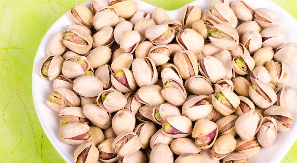 Más pistachos para un corazón más sano