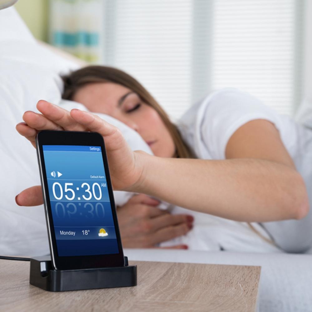 El 'snooze' está afectando tu vida y quizá no te has dado cuenta