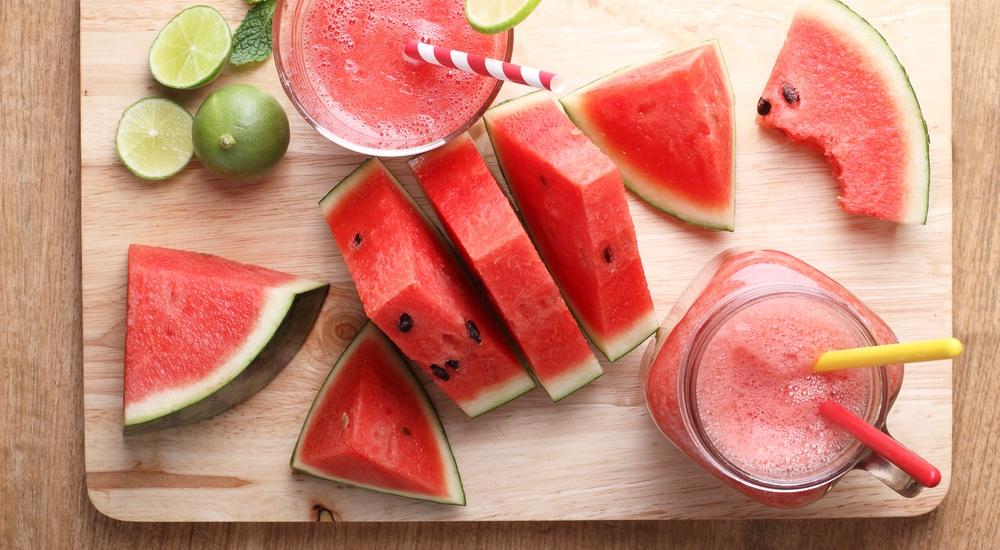 ¿Sabías que la sandía es la fruta perfecta para deportistas?