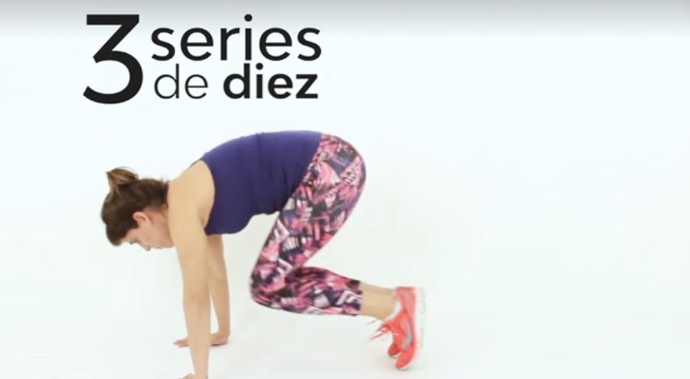 3 tipos de planchas para fortalecer tu cuerpo