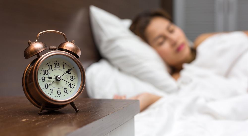 Conoce la cantidad de horas que debes dormir según tu edad