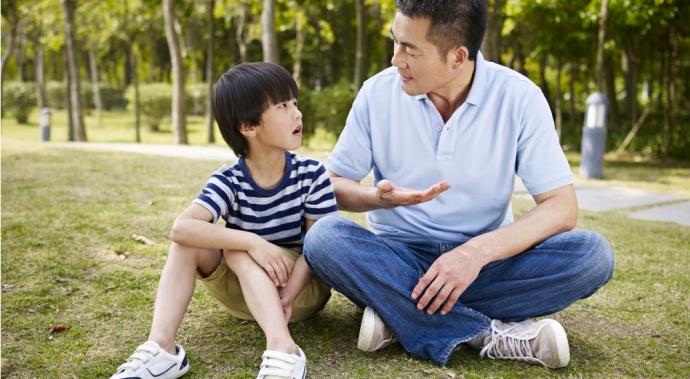 Cómo hablar sobre  bullying con tus hijos
