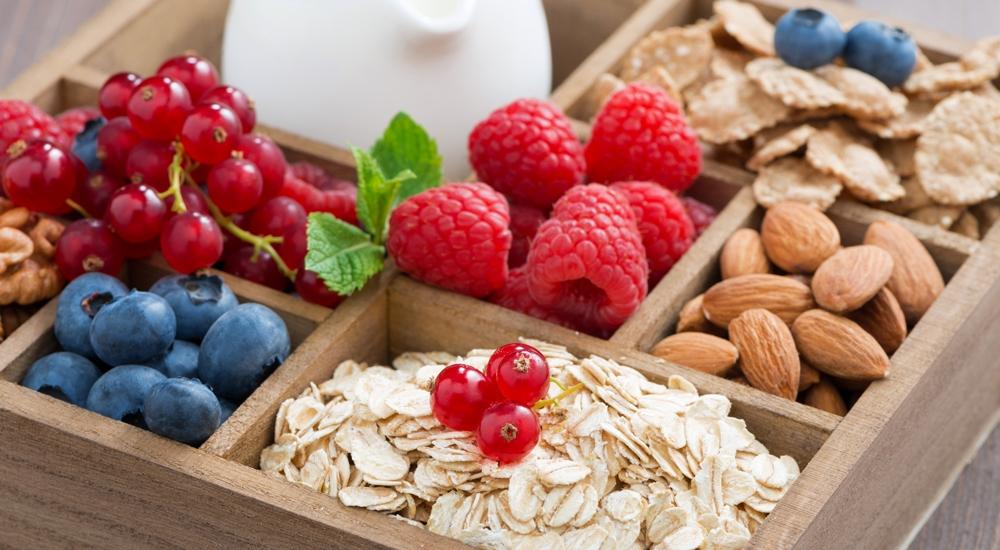 5 ingredientes para agregar más fibra a tu dieta de hoy