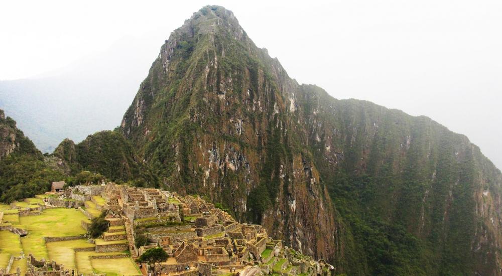 Subir caminando a Machu Picchu no es tan complicado como crees