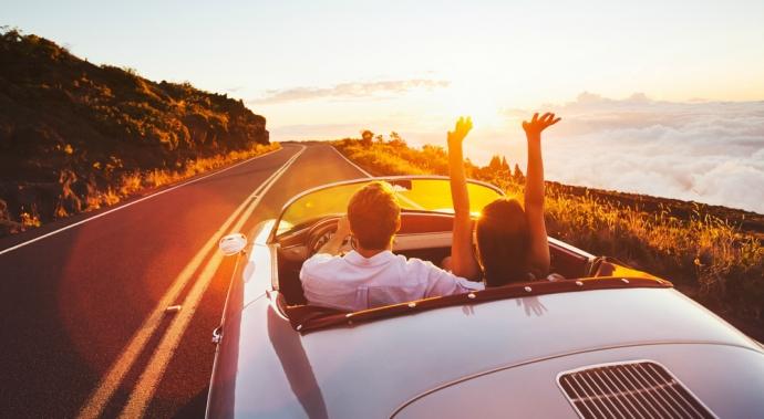 No es el destino, sino el recorrido: por qué viajar en auto