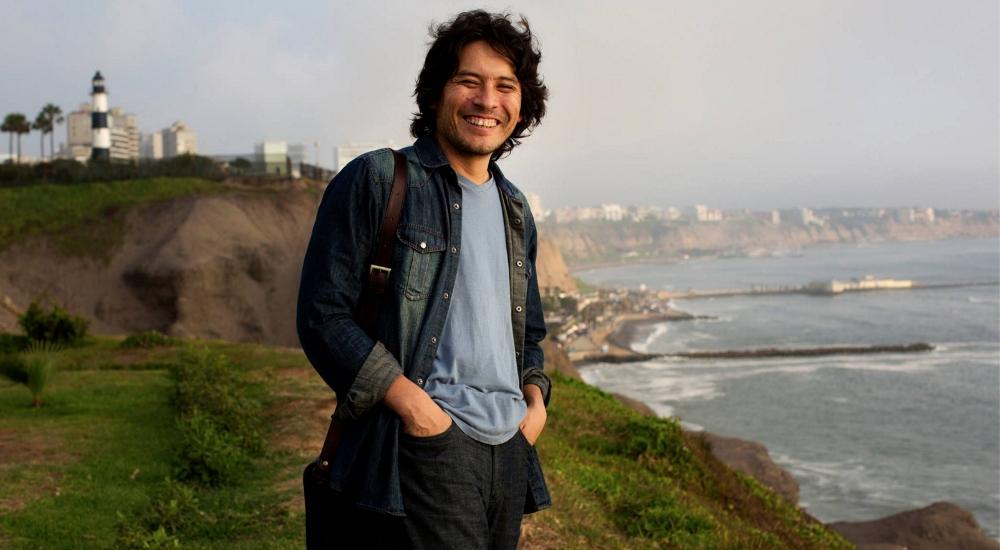 Jeremías Gamboa recomienda 5 libros peruanos que regalar esta Navidad