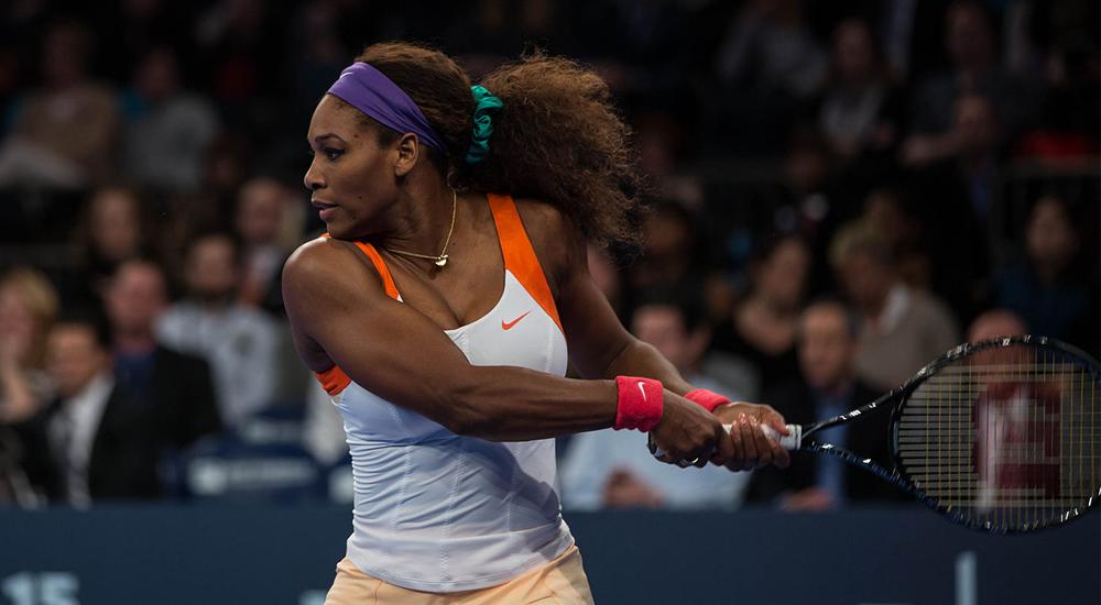 Serena Williams revela su rutina de entrenamiento (y tú también puedes hacerla)