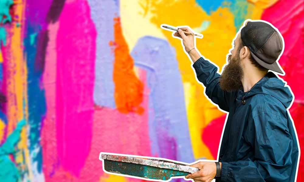 Responde estas 5 preguntas y descubre qué tipo de artista eres por dentro