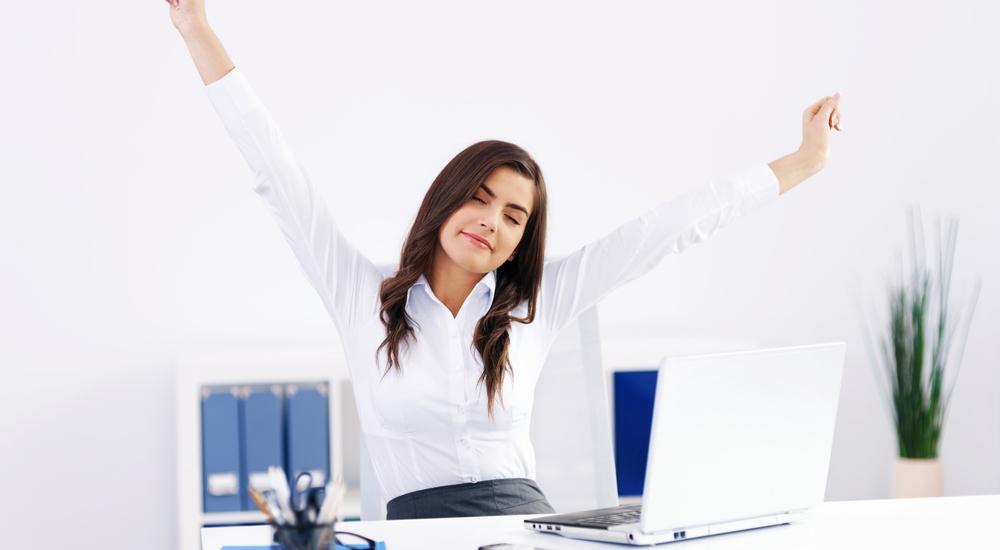 Muévete más: cómo mantenerte activo en el trabajo