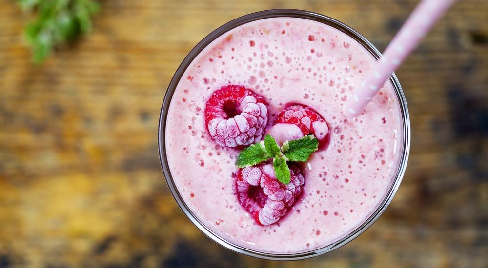 Jugo refrescante y antioxidante