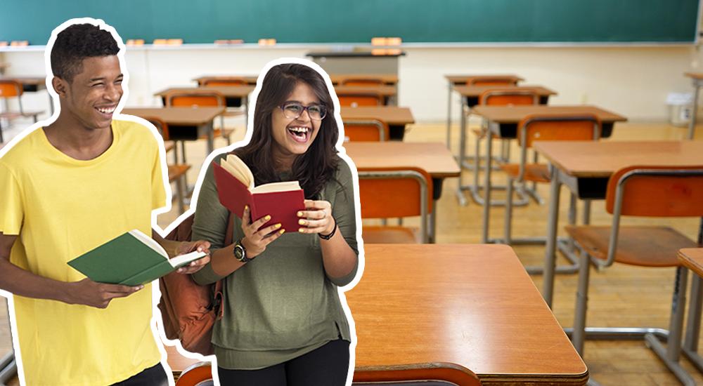 10 tipos de alumnos que hay en un salón de clases