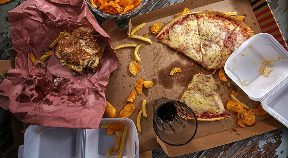 4 formas de reducir tu antojo de comida chatarra