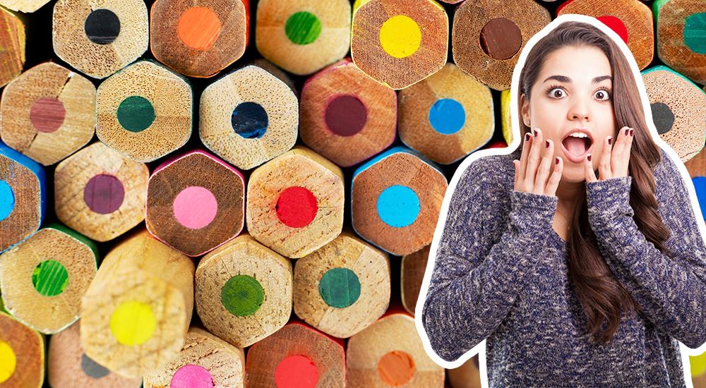 Responde estas extrañas preguntas y adivinaremos tu color favorito