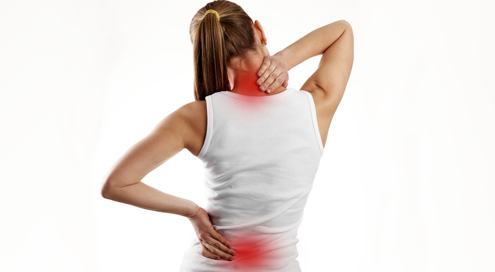 Tu cuello y tu espalda también necesitan ejercicio