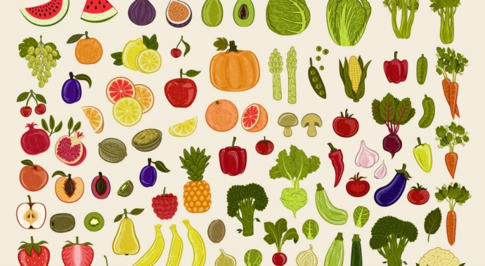 Trivia: ¿Cuánto sabes sobre frutas y verduras?