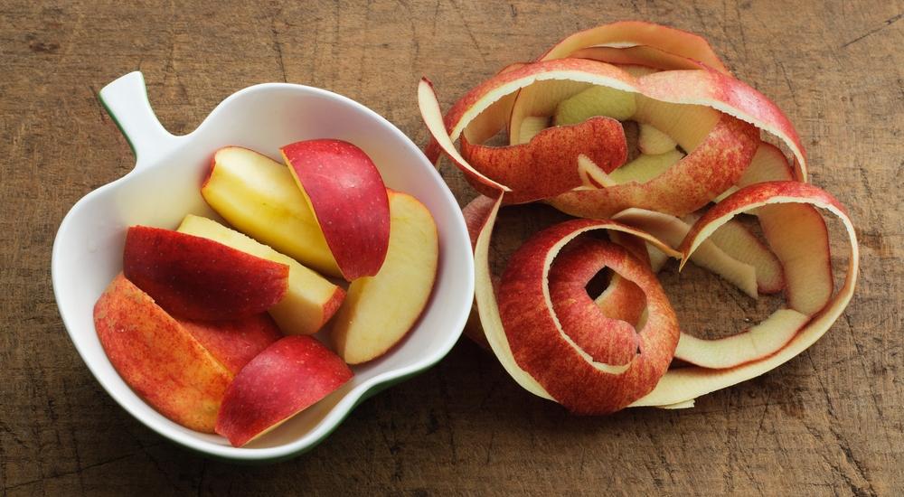 No peles estas frutas y verduras