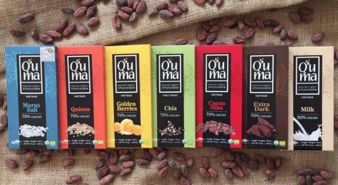 Q'uma Chocolate Orgánico