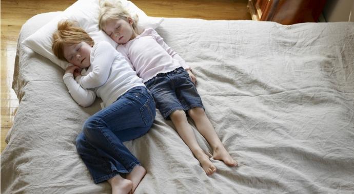 ¿Por qué dormimos juntos?