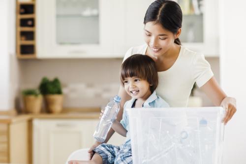 Familia ecológica: 7 formas de incluir a los niños en el cuidado del medio ambiente