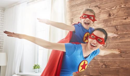 Cómo influye la autoestima de mamá en los niños