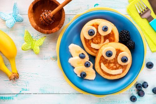 ¿Tarde para el cole? 5 desayunos saludables para preparar en 5 minutos