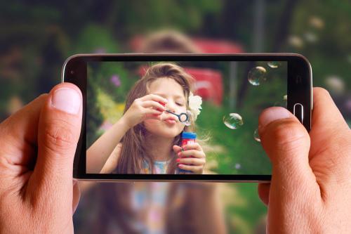 Tips simples, pero efectivos, para tomarle fotos a tus hijos