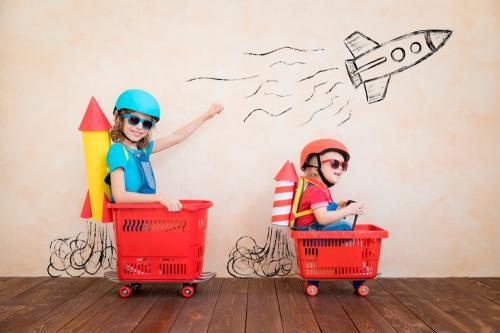 Vacaciones: 5 ideas para estimular la creatividad de tus pequeños