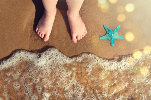 ¿Ya puedo llevar a mi bebé a la playa? Estas son las playas recomendadas por DIGESA